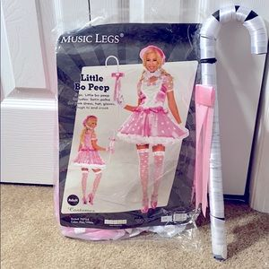 Adult Bo peep costume